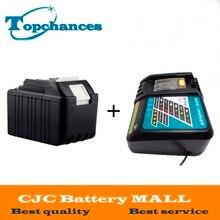 Высокое качество 18 В 4.5Ah Замена мощный инструмент аккумулятор для Makita 194205-3 194309-1 BL1845 BL1830 LXT400 + зарядное устройство
