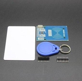 Free Shipping!!! 10sets MFRC-522 RC522 RFID RF IC Card Sensor Module