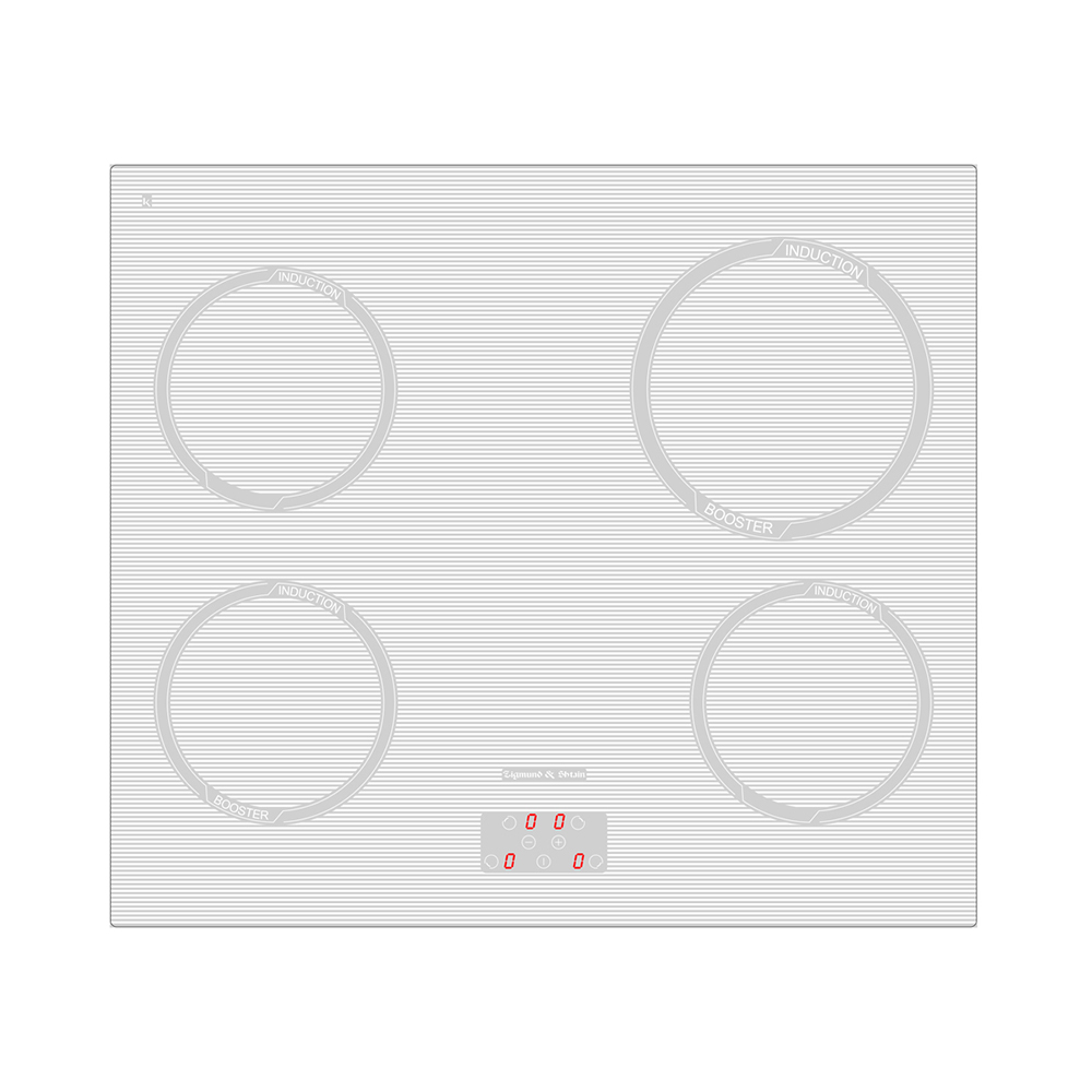 Bulit-in Induction Hobs Zigmund & Shtain CIS 299.60 WX Electric Cooking Unit Panel Surface