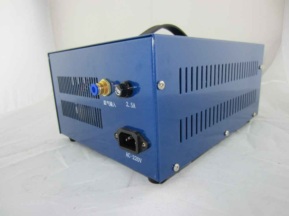 Electronic punto soldador / argón del pulso con electrodo, máquina ...