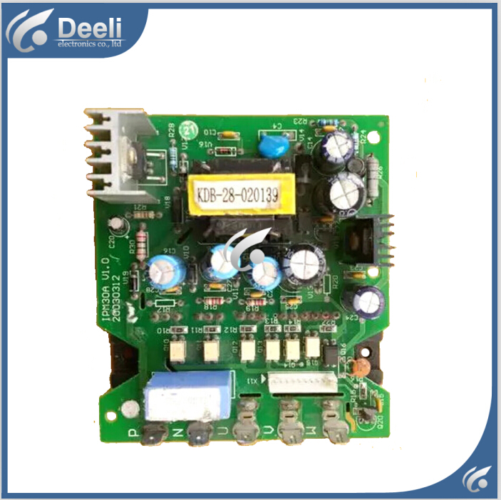 for air conditioning frequency conversion module PM20CTM060 IPM30A V1.0 used board good working air conditioning frequency conversion module dkq kt 02a 05 01 kfr 2801gw bp pm20ctm060 used board good working