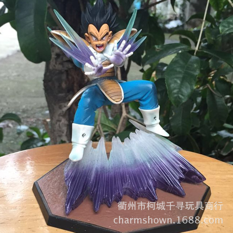<font><b>Dragon</b></font> <font><b>Ball</b></font> Z <font><b>Figuarts</b></font> <font><b>Zero</b></font> Vegeta GALICK GUN Action Figure PVC Collection figures toys for christmas gift brinquedos with box image