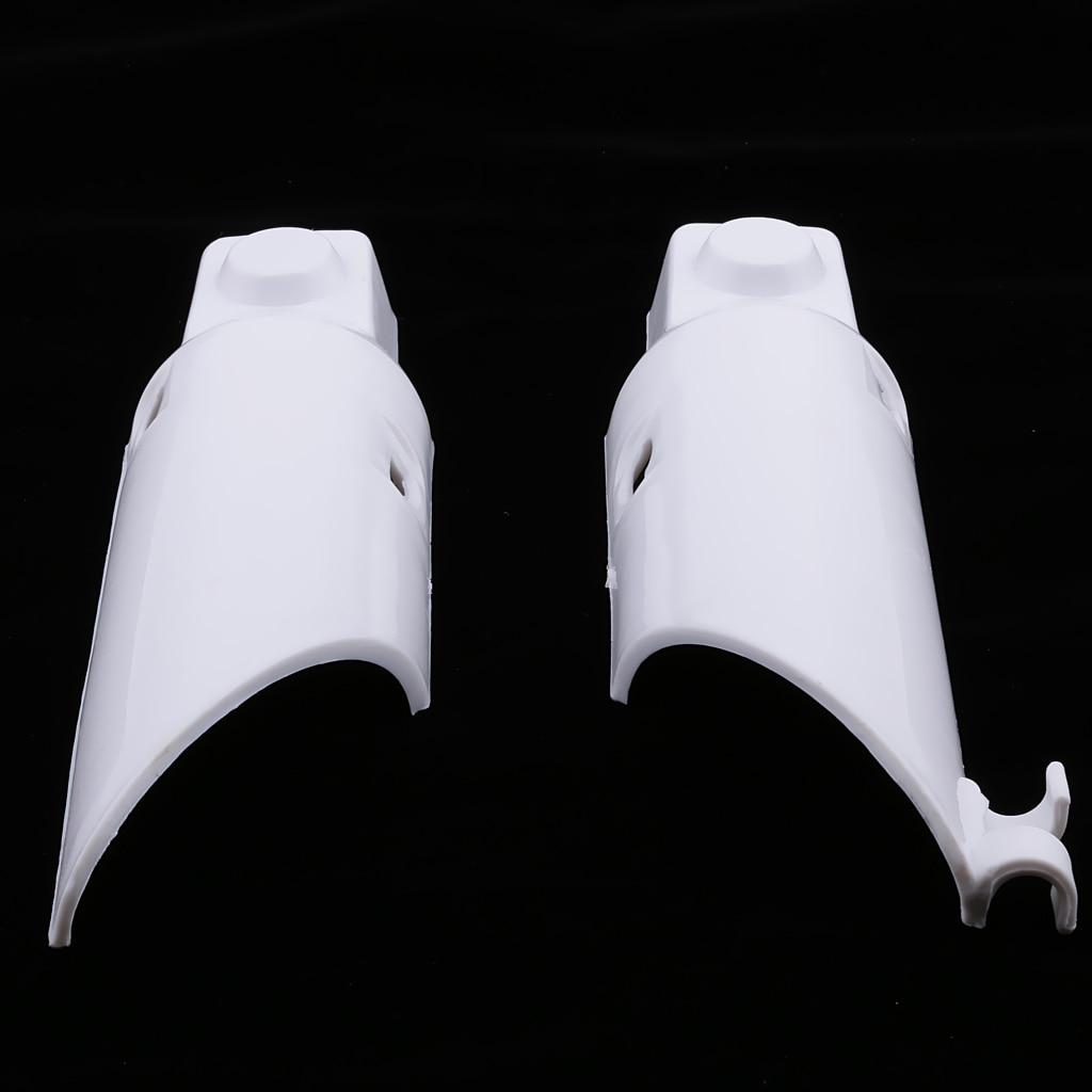 Image 5 - 1 пара ударная вилка защитные накладки гибкий пластик для Honda CRF50 CRF 50 белый точный подходит аксессуары для мотоциклов 2019 Новый-in Накладки и декоративные молдинги from Автомобили и мотоциклы