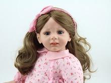 Simulation doll 60 cm simulation baby clothing model girls holiday gift box toys