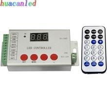 Led беспроводной пульт дистанционного управления, 4 порта ездить 6144 пикселей, поддержка DMX512, WS2811, WS2812, APA102.etc. инфракрасный пульт дистанционного управления