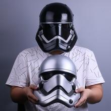 Stormtrooper Helmet Mask Star Wars PVC Black Adult Halloween Party Masks