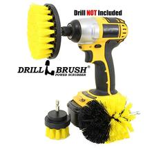 Cleaning Accessories  Industrial Brush Baked on Food Remover  Electric Smoker Smokers and Grills  Drill Brush - BBQ Clean