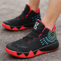 2019 neue Große Größe 45 Männer Basketball Schuhe Paar Midium Cut Basketball Sneakers Sport Schuhe Zapatillas Basquetbol Korb Homme