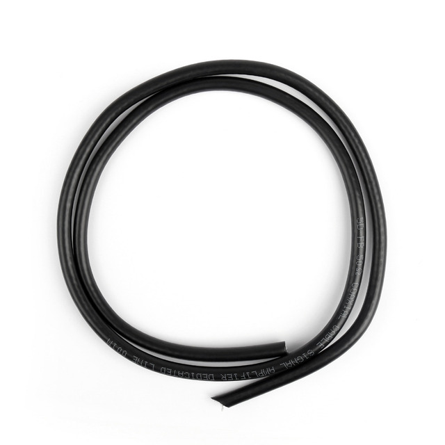 Areyourshop 1M(3ft) LMR300 Cable RF Coaxial Cable Low Attenuation 5D-FB Coaxial Pigtail 3ft 50 Ohm