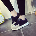 2016 sping autumn Zapato Women Breathable Mesh Zapatillas Shoes For Women Network Soft Casual Shoes Wild Flats Casual