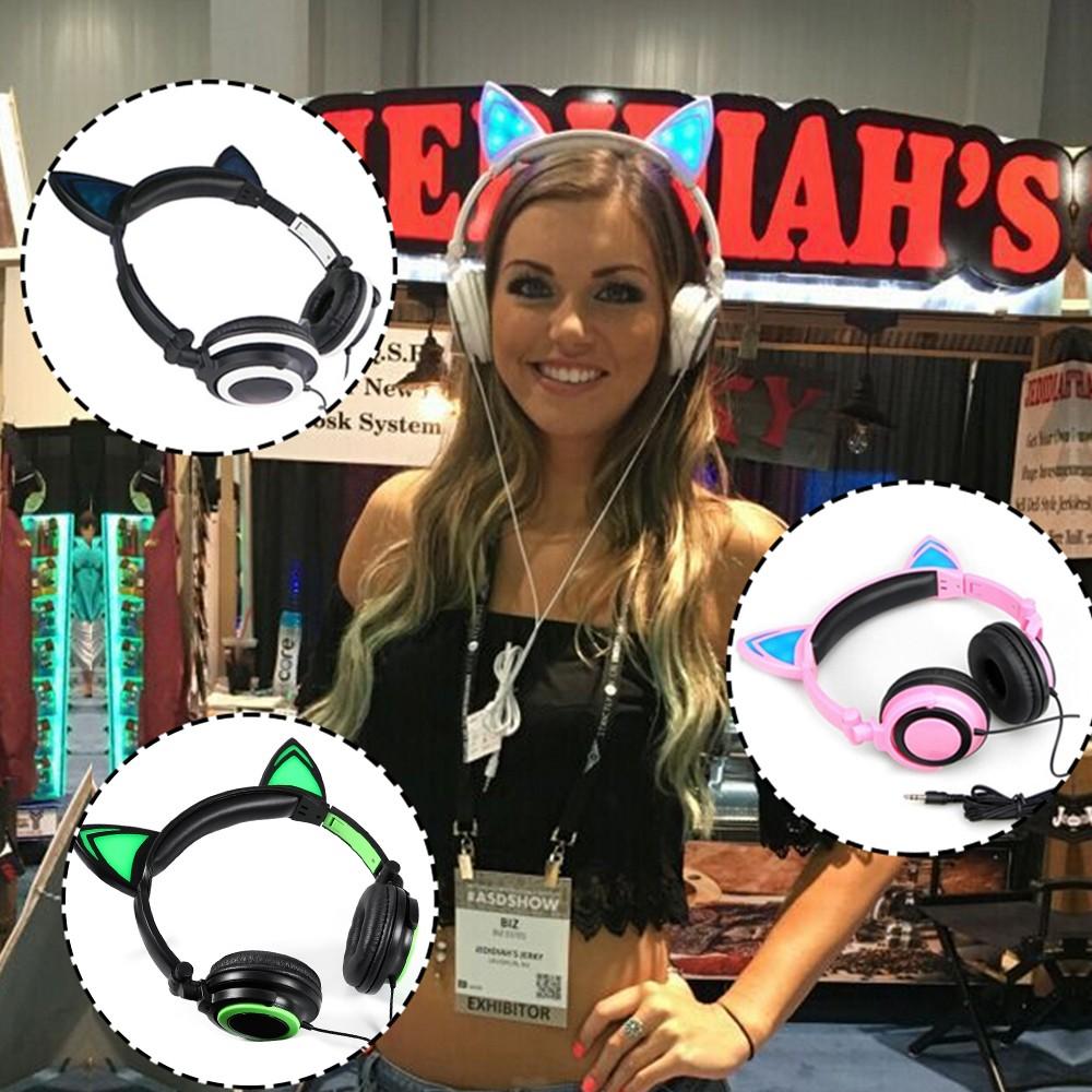 HTB1PNuuOXXXXXcZaFXXq6xXFXXXQ - Mindkoo Stylish Cat Ear Headphones with LED light