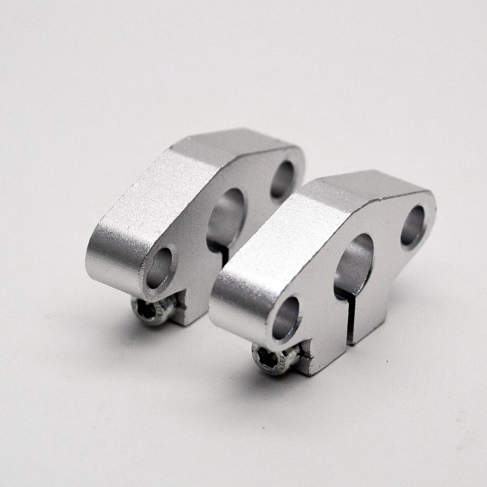 4pcs/lot Free shipping SHF8 8mm shaft support linear rail support CNC Router free shipping 2pcs sk40 40mm shaft support cnc router sh40a