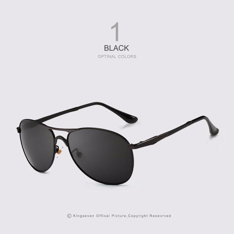 High Quality Polarized Sports Sunglasses Men Brand Designer UV protection KINGSEVEN Sun Glasses Driving Eyewear Male masculino 1