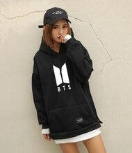 BTS Plain Hoodies (3 Colors)