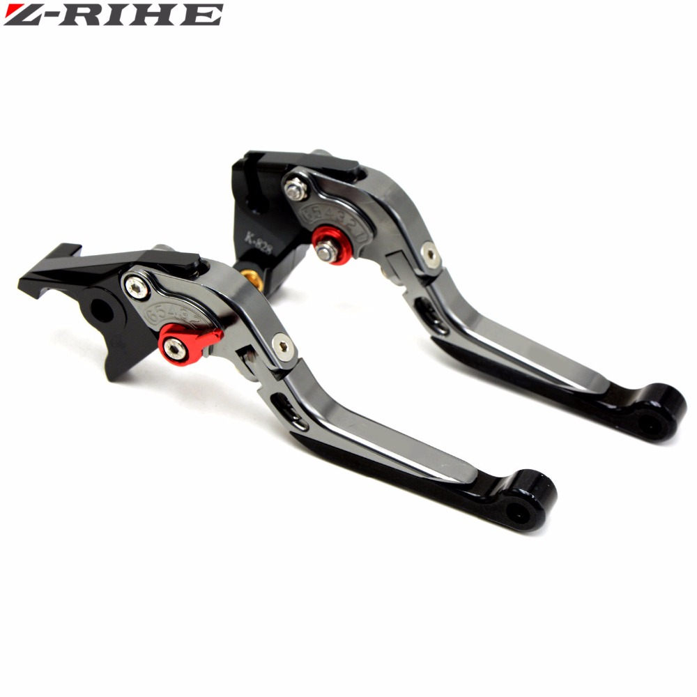 Motorcycle Adjustable CNC Aluminum Brakes Clutch Levers Set Motorbike brake for Yamaha FZ1 FAZER 2006-2013 XJ6 DIVERSION 09-15