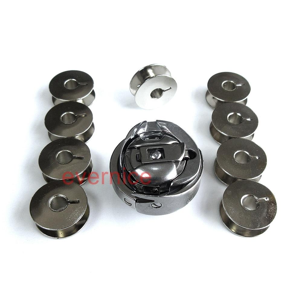 Full Gib Hook #52089FG For Singer 95 96-10 95-10 195K 196K Sewing Machine