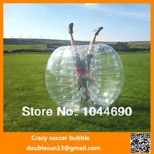 NEW CSB-03 0.8mm PVC 1.5m Bumper Body Ball,Inflatable Bumper Ball Zorb Ball Body Ball