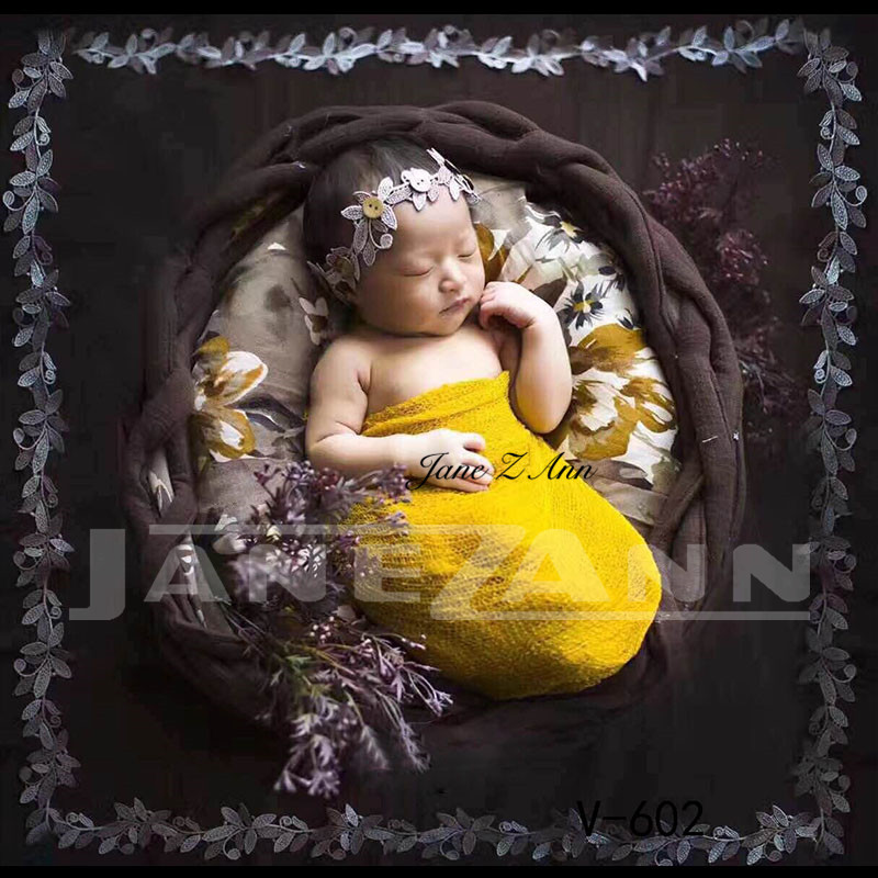 все цены на Jane Z Ann Newborn Baby photography props infant studio theme props creative photo shoot costumes accessories онлайн