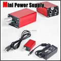 Hot Selling RED Professional Mini Tattoo Power Supply for Tattoo machine Gun Free Shipping