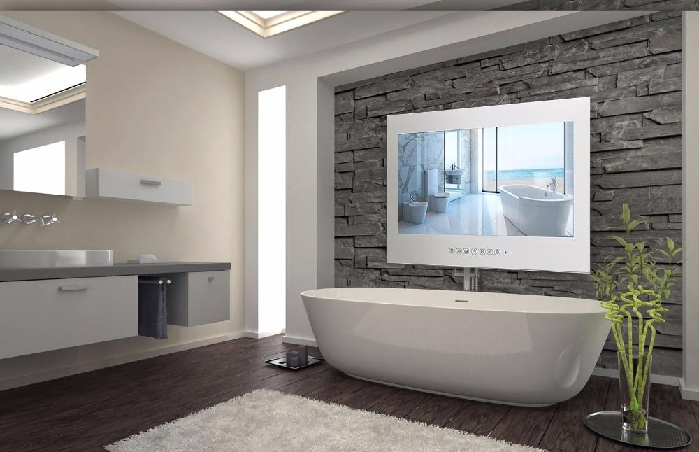 42INCH White LED Bathroom TV