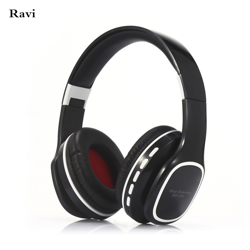 Ravi Fashion BS330 Wireless Bluetooth Headset with MP3 FM Microphone Functionality Headset for all mobile computers venkatachalam deepa parvathi and maddaly ravi anti mitotic polyclonal antibodies for mitotic inhibition