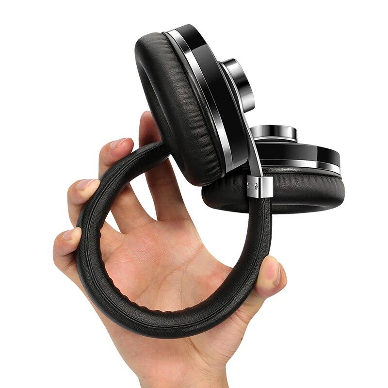 T9 casque Bluetooth réduction de bruit Active casque sans fil Portable et musique avec commande vocale