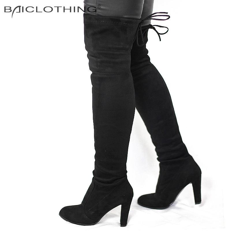 Popular Womens Thigh High Boots-Buy Cheap Womens Thigh High Boots ...