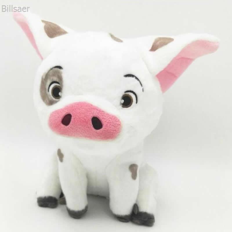 """Mignon Moana Pet Pig Pua Soft Stuffed Plush Doll 8/""""//20cm Jouet Enfant Cadeau de Noël"""