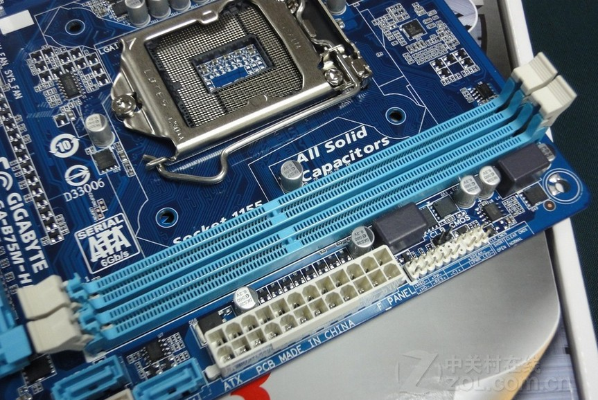 For Gigabyte B75M HD3 B75 motherboard HDMI HD port 1155 pin-in