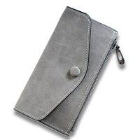 Women Wallets Coin Case Purse Vintage Wallet Purse Fashion Card Package Phone Bag WT0108