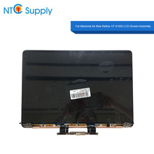 MEIHOU Gold Replacement Laptop LCD Display for Macbook Air New Retina 13″ A1932 LCD Screen Assembly 2018 Year MRE82 EMC 3184