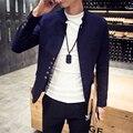 Invierno nuevo collar pequeño traje men ' s cultiva de una de juego del ocio moralidad chaquetas hombre envío gratis