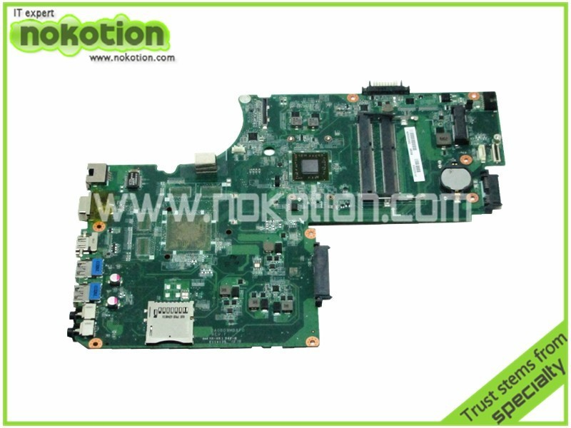 A000243960 DA0BD9MB8F0 laptop motherboard for toshiba satellite L75D MAIN BOARD A4-5000 CPU Onboard DDR3 h000042190 main board for toshiba satellite c875d l875d laptop motherboard em1200 cpu ddr3