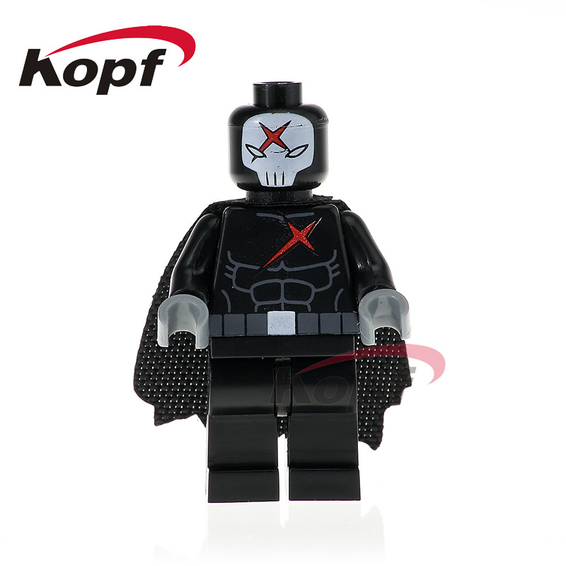 Single Sale Super Heroes The Movie Series Predator One-Eyed Alien Bricks Collection Building Blocks Children Gift Toys PG1127