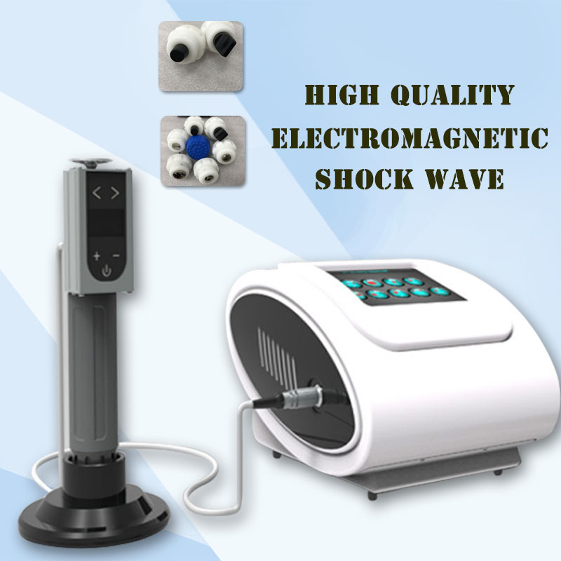 High Quality Electromagnetic Shock Wave Therapy Machine With Low Intensity For Erectile Dysfyntion Or Orthopaedics Therapy