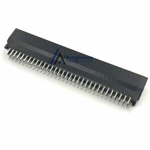 Image 3 - Termostabilità di alta qualità 64 Spille connettore slot per schede per il SEGA MEGA DRIVE MD Genesi console di gioco parte di Ricambio