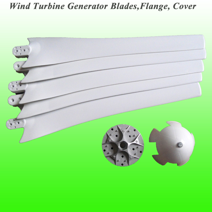 Hot Selling 5 PCS 60 CM Length Wind Blades for 100W 200W 300W 400W Wind Turbine