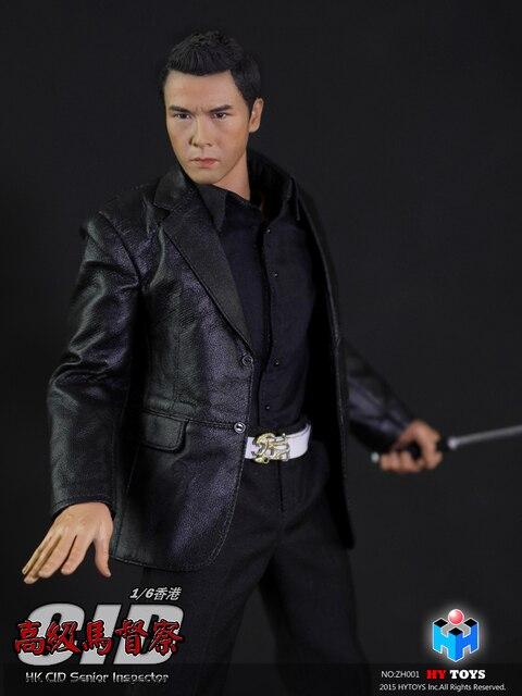 US $178 29  1/6 figure doll Kill Zone Donnie Yen HK Kung Fu star CID Senior  Inspector 12