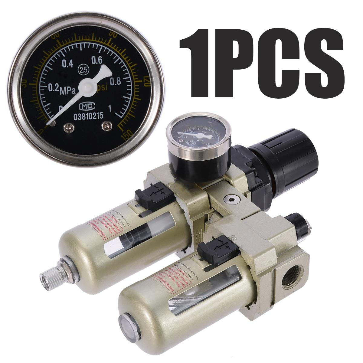 AC3010 03 регулятор воды масла воздушный компрессор регуляторы смазки масла сепаратор воды ловушка указатель фильтра