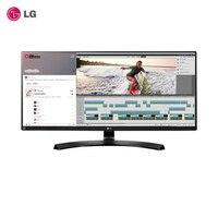 LG 34UM88 СВЕТОДИОДНЫЙ монитор 34 FHD (3440x1440 пикселей, 21:9, ультра широкий Quad HD, HDMI,) цветной ЖК монитор Negro