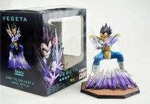 Action Figure Dragon Ball Z Figuarts Zero Vegeta GALICK GUN PVC Action Figure Anime Collectible Model Toy 16cm