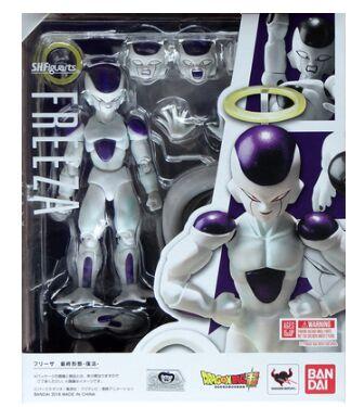 Dragon Ball Z Super Frieza Freeza 2 0 Resurrection F PVC Figure Brinquedo Doll Toy 1
