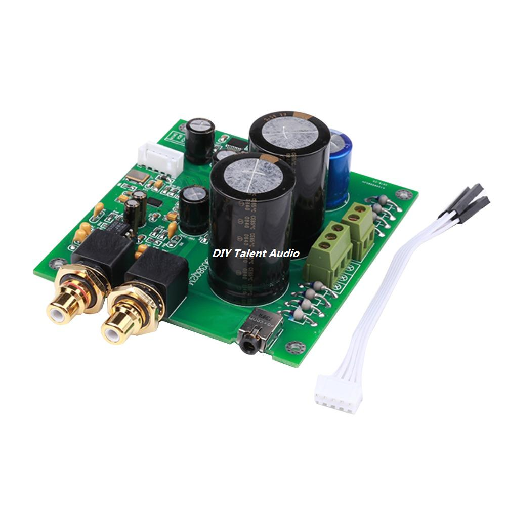 Es9038 Q2m I2s Dsd Optical Coaxial Input Decoder Usb Dac Headphone Output Hifi Audio Amplifier Board Module We Take Customers As Our Gods Accessories & Parts