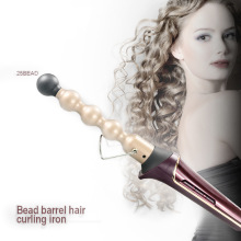 110-240V Professional Hair Curler Ceramic Roller Bead Curlin