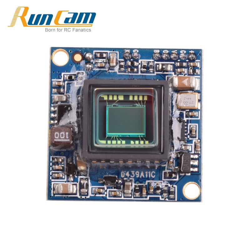 PCB Printed Circuit Board PAL / NTSC with The Sensor for RunCam Swift 2 Action Camera Spare Parts Accessories for RC FPV Models new main circuit board motherboard pcb repair parts for sony dsc rx100m2 rx100ii rx100 2 digital camera