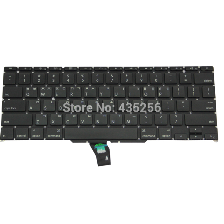 KR Keyboard For Macbook Air 11'' A1370 Korean MD711 MD712 MD223 MD224 MC968 MC969 MC505 MC506