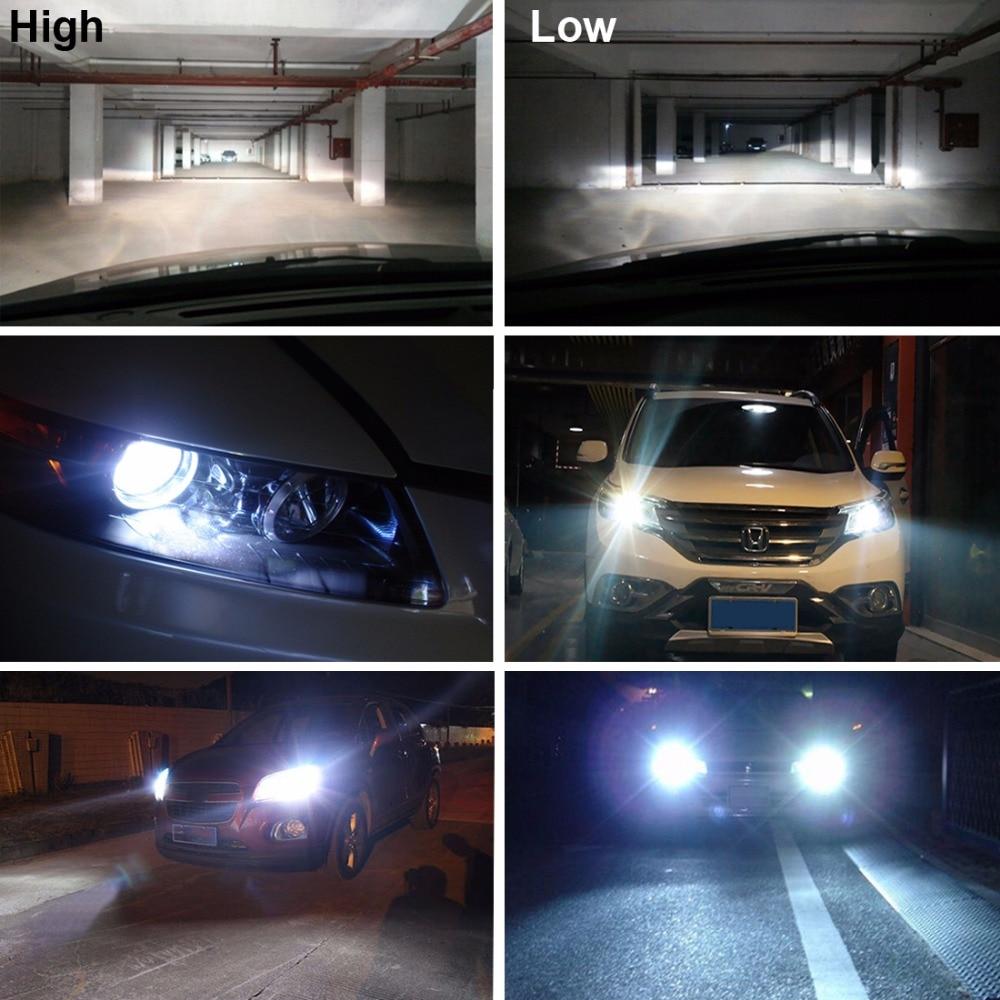 Купить с кэшбэком Safego H4-3 35w car bixenon hid kit h4 Bi xenon high low h4 Hi Lo 5000k 6000k 8000k 4300k 12000k for Car Headlights