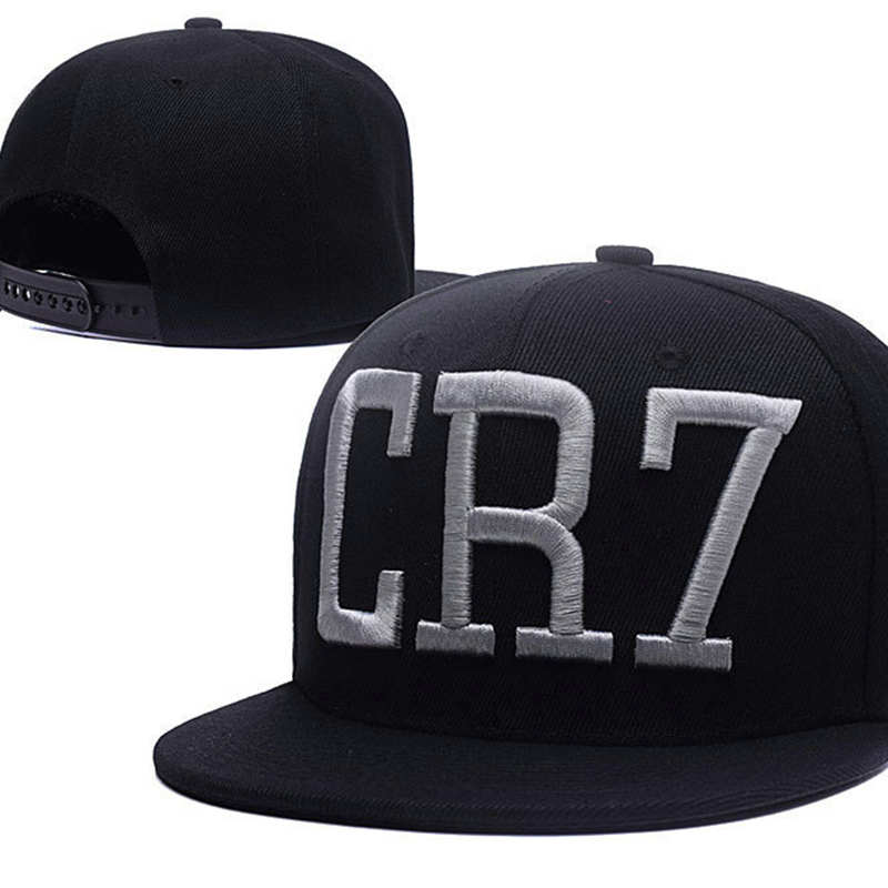 2019 fashion Cristiano Ronaldo CR7   Baseball     Caps   hip hop Sports Snapback Football hat chapeu de sol bone Men women coupie hats