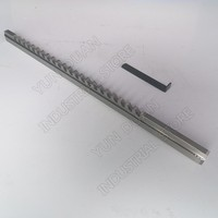 5mm C Nut Broach Push-Typ High speed stahl HSS Schneiden Werkzeug für CNC Räumen maschine Metallbearbeitung