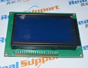 Image 2 - 12864A without font 93*70 12864 KS0108 LCD 128*64 12864 Blue / Green